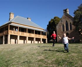 Hartley Historic Site - Accommodation Search