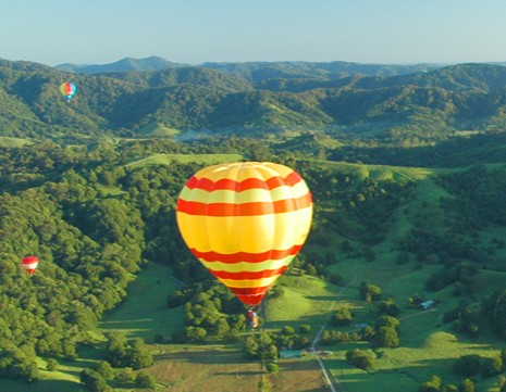 Byron Bay Ballooning - Accommodation Search