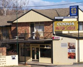 Cooma Motor Lodge Coach Tours - Accommodation Search