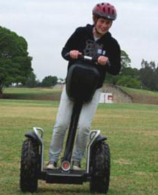 Segway Tours Australia - Accommodation Search