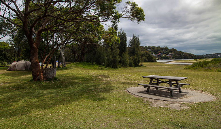 Bonnie Vale Picnic Area - Accommodation Search