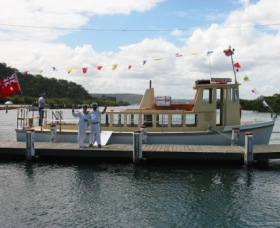 Central Coast Ferries - Accommodation Search
