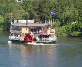 Hawkesbury Paddlewheeler - Accommodation Search