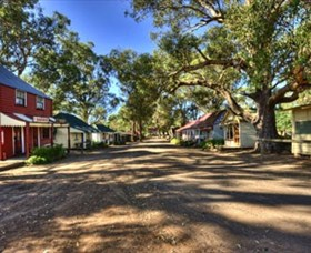 The Australiana Pioneer Village Ltd - Accommodation Search