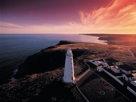 Cape Willoughby Lightstation - Cape Willoughby Conservation Park - Accommodation Search