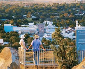 Towers Hill Lookout and Amphitheatre - Accommodation Search