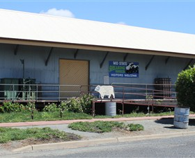 Mid-State Shearing Shed Museum - Accommodation Search