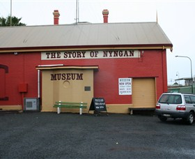 Nyngan Museum - Accommodation Search