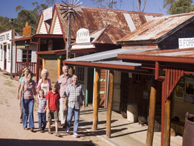 Historic Village Herberton - Accommodation Search