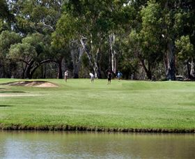 Deniliquin Golf Club - Accommodation Search