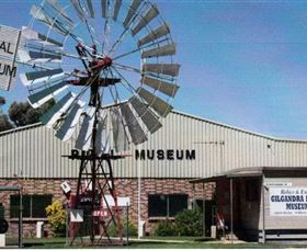 Gilgandra Rural Museum - Accommodation Search