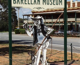 Barellan Museum - Accommodation Search