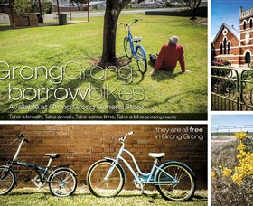 Grong Grong Borrow Bikes - Accommodation Search