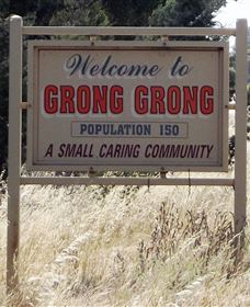Grong Grong Earth Park - Accommodation Search
