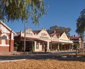 Ariah Park 1920s Heritage Village - Accommodation Search