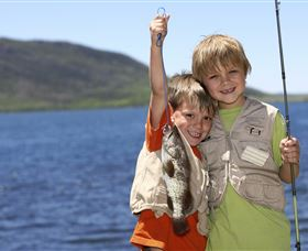 Fishing on Keswick Island - Accommodation Search