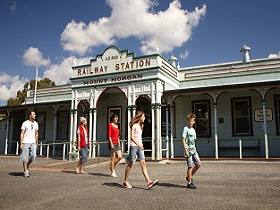 Mount Morgan Railway Museum - Accommodation Search
