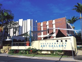 Rockhampton Art Gallery - Accommodation Search