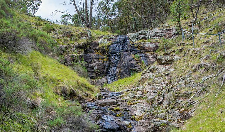 Hopetoun Falls walking track - Accommodation Search