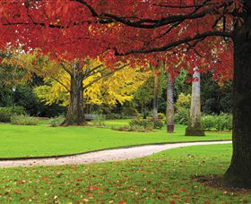 Albury Botanic Gardens - Accommodation Search