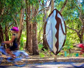 Wagirra Trail and Yindyamarra Sculpture Walk - Accommodation Search