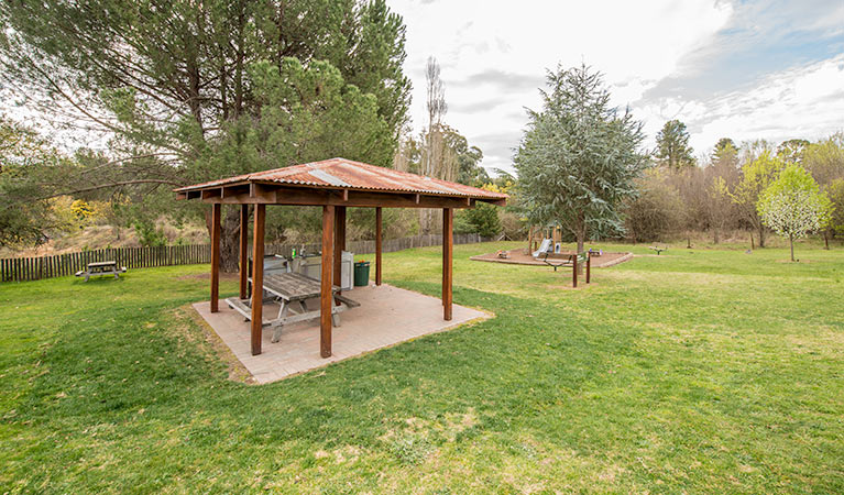 Bill Lyle Reserve picnic area - Accommodation Search