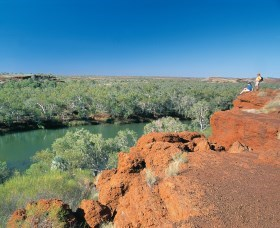 Fortescue River - Accommodation Search