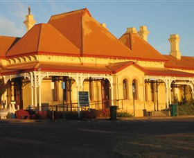 Armidale Railway Museum - Accommodation Search
