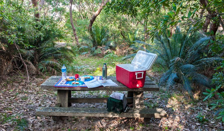 Little Llangothlin picnic area - Accommodation Search