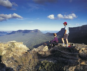 Blue Mountains National Park - National Pass - Accommodation Search