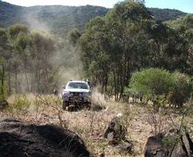 Geraldine 4WD Recreation Park - Accommodation Search
