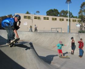 Goulburn Skate Park - Accommodation Search