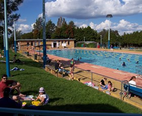 Goulburn Aquatic and Leisure Centre - Accommodation Search
