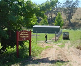 Dargo Heritage Museum - Accommodation Search
