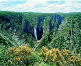 Wollomombi Falls - Accommodation Search