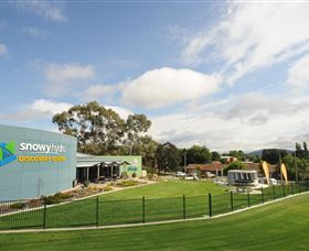 Snowy Mountains Hydro Discovery Centre - Accommodation Search