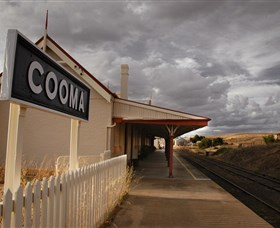 Cooma Monaro Railway - Accommodation Search