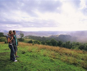 Mallanganee Lookout - Accommodation Search
