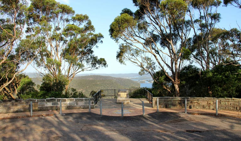 Staples lookout - Accommodation Search