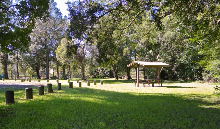 Moore Park picnic area - Accommodation Search