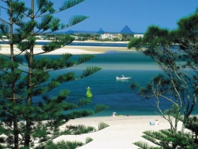Bribie Island Recreation Area - Accommodation Search