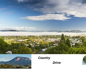 Touch The Country Drive - Accommodation Search