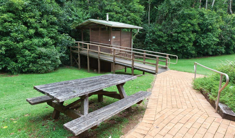 The Glade picnic area - Accommodation Search