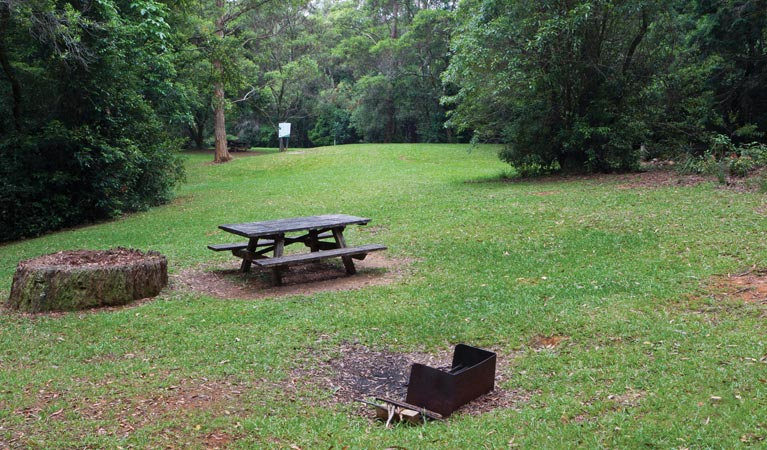Never Never picnic area - Accommodation Search