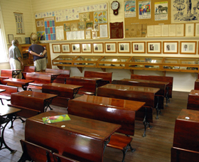 Alumny Creek School Museum and Reserve - Accommodation Search