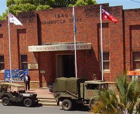 Frank Partridge VC Military Museum - Accommodation Search