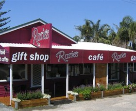 Rosies Cafe and Gallery - Accommodation Search