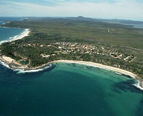 Angourie Beach - Accommodation Search