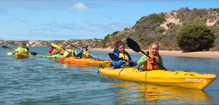 Canoe the Coorong - Accommodation Search