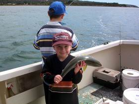 Tory M Fishing Charters - Accommodation Search